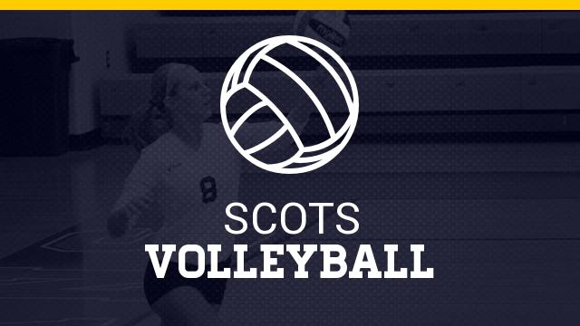 Lady Scots Volleyball Posts Four Wins | Play Keller (3-6A) Tonight at Home