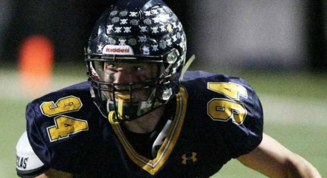 Matthew Gahm Commits to University of Virginia