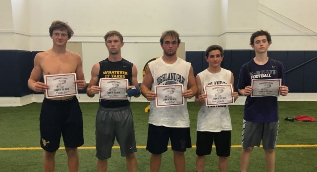 Performance Course Stars of the Week