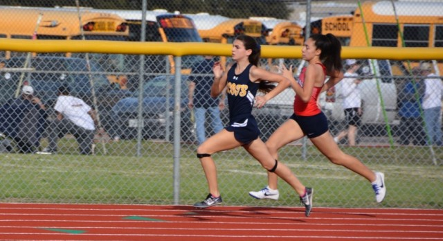 Lady Scots TF – Newman Smith Trojan Relays