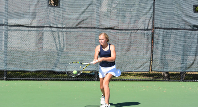 HP Tennis Spring Season Opens with First Place Finishes