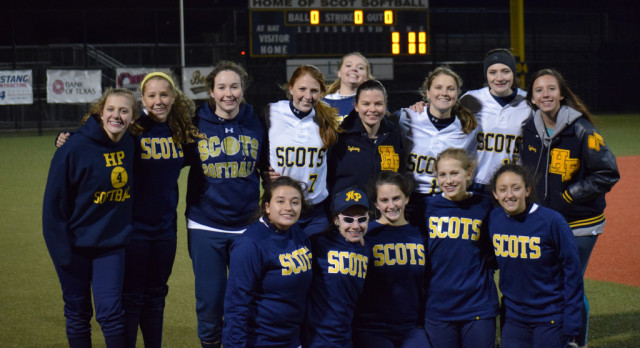 Come Meet the Lady Scots Softball Team