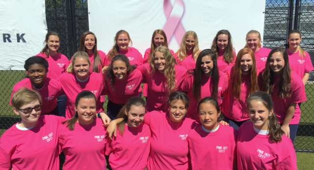 PINK OUT! with Scots Softball on Friday, April 7
