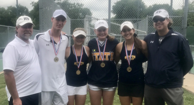 HP Scots Tennis Headed to State