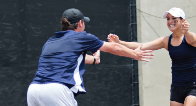 Scots Take Gold and Silver in State Tennis Championships