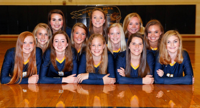 HP Volleyball Home Opener Tonight!