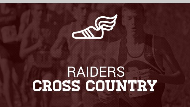 Raider Cross Countrymen Earn First Win of Season