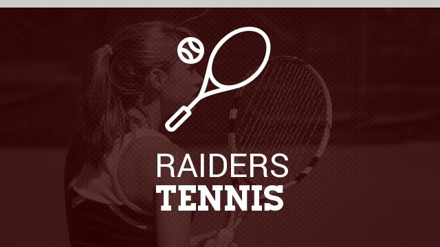 Raider Girl's Tennis Team Moves to 5-0
