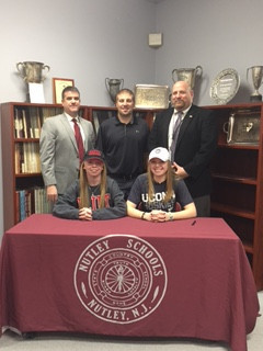 Nutley Raiders Going To Next Level