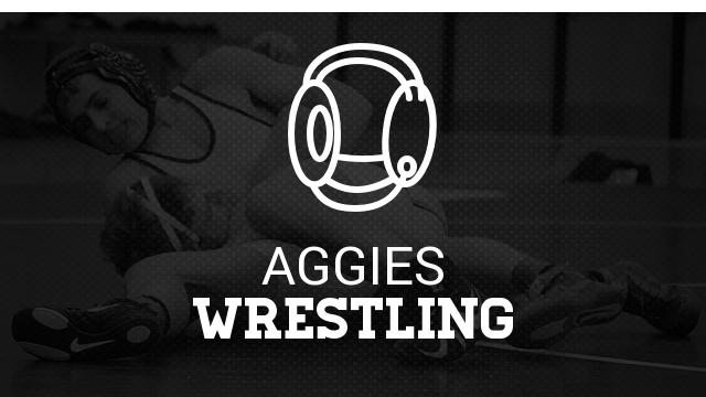 Kyle Bergeron Joins Aggie Family as Wrestling Coach