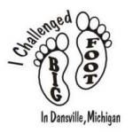 Memorial Day Big Foot Challenge!