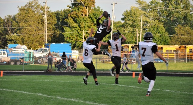 Dansville Football up for LSJ Video of the YEAR