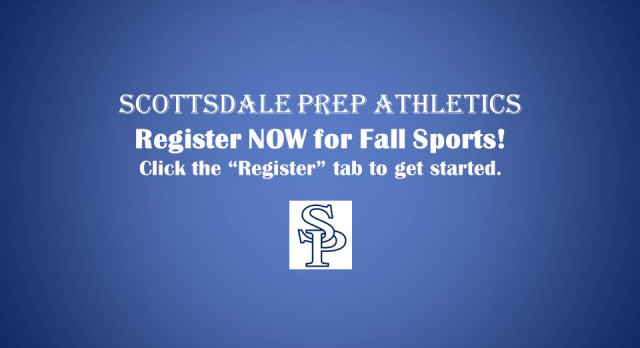 Register NOW for Fall Sports!
