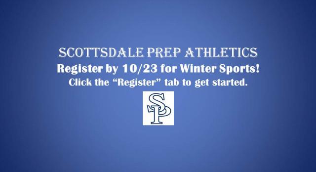 Register for Winter Sports!