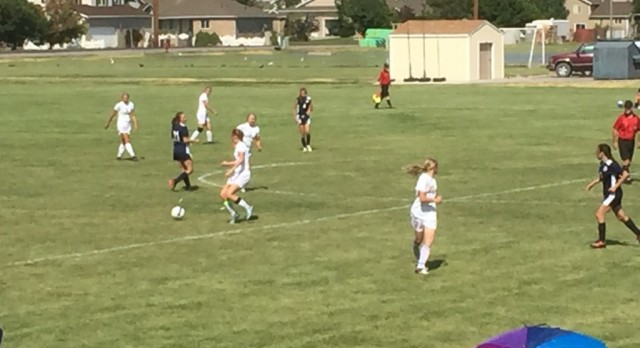 Girls Soccer Starts Off With A Win