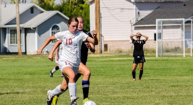 Lady Bears Soccer Wins 2 In A Row