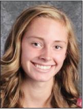 Girls Athlete of the Month – August 2016