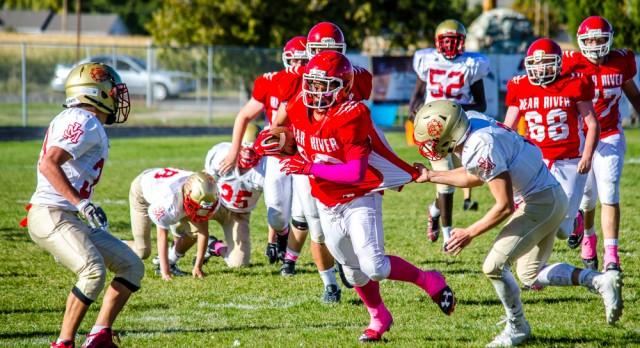 Freshman Football Team Having a Great Season