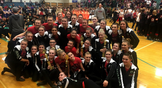 High Steppers Have A Successful Weekend