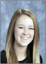 Girls Athlete of the Month – October 2016