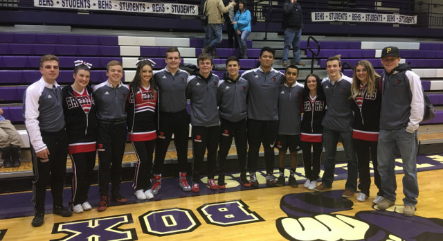 Wrestlers Continue To Shine