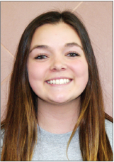 Girls Athlete of the Month – December 2015