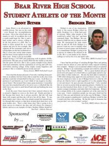 BRHS AOM 5x11, Oct 2015, J Bitner and B Beus