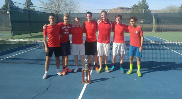 Tennis Starts On Top