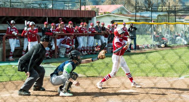 Bear River High School Varsity Baseball beat Ridgeline High School 10-9