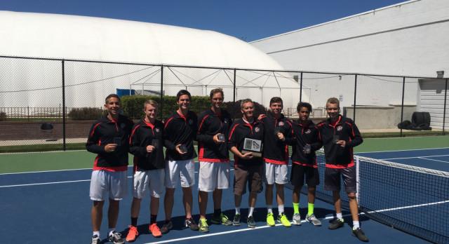 Boys Tennis Region Champions!!!