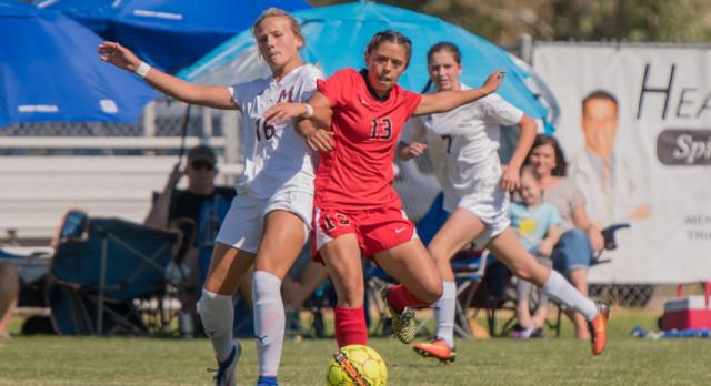 Girls Soccer Begin Region