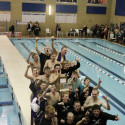 Boys Win Region Swimming
