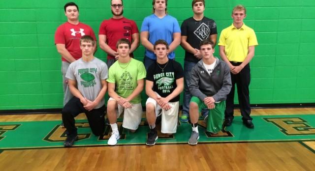 Eagles Score Nine All-SRVC Football Players