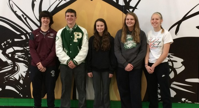 Eagle's Have Five Players Named To The WGHT All-Tournament Teams