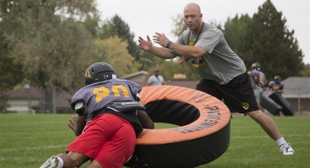 Roy High's Eric Jones continues building reputation as elite coordinator