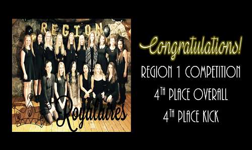 Congratulations, Royalaires!