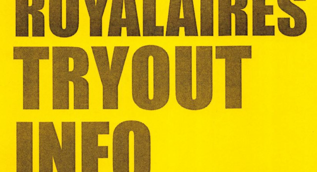 Royalaires Tryout Information