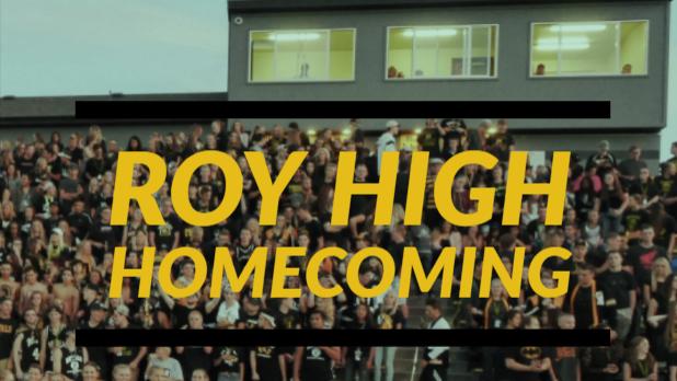 Roy High Homecoming Week 2017