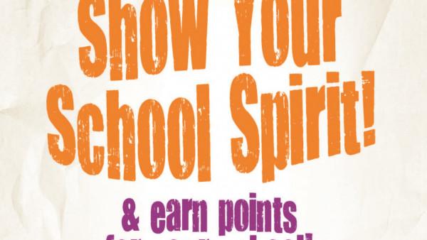 School Rewards header