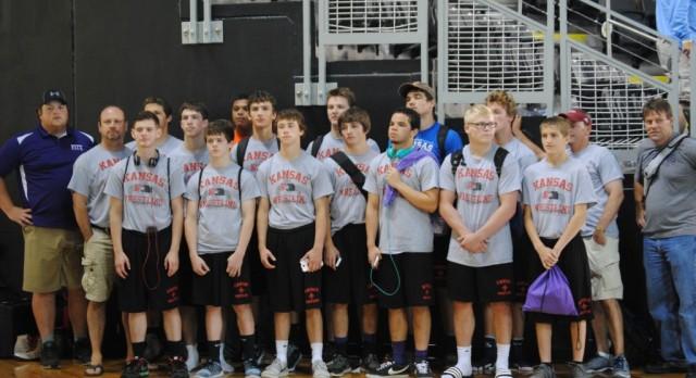 PHS Wrestlers Receive Huge Honors in Summer Tourneys
