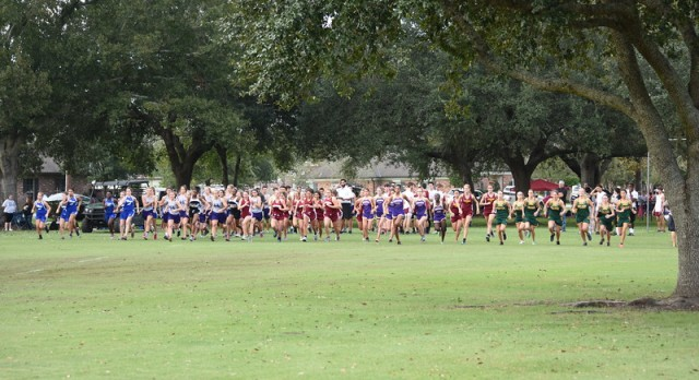 District Cross Country