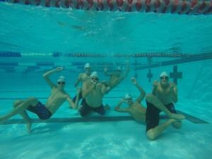 2016 Boys Swim