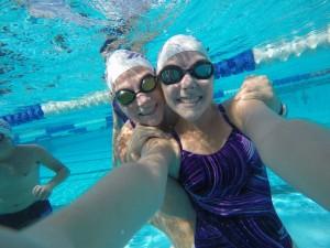 Sisters in Swim