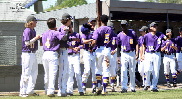 THS – Hahnville Baseball Playoff