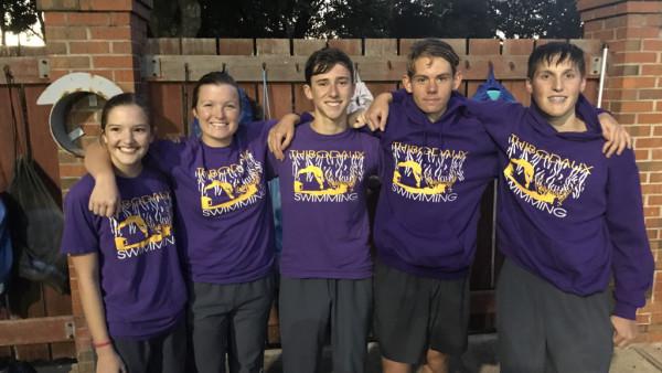 THS All-District Team 2017