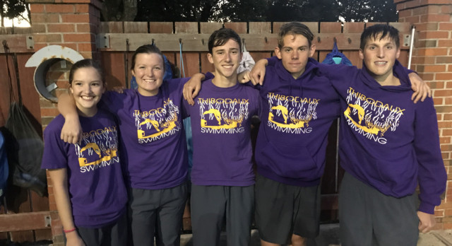 Thibodaux Swimmers Take ALL-District Titles