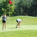 Girls' Golf   Oct 2013