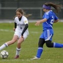 Girls Soccer: PHN vs CroxLex May 2014
