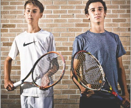 NORTHERN SERVES PAIR OF ACES