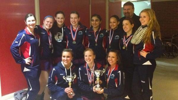 Blue Water United Figure Skate Team 2013-2014